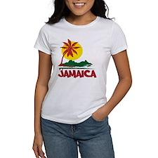Jamaica Sunset Tee