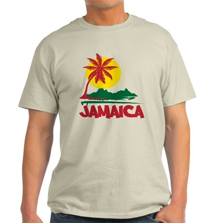 Jamaica Sunset Light T-Shirt