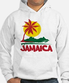 Jamaica Sunset Jumper Hoody