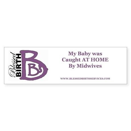Caught at Home Bumper Sticker