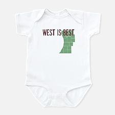 West Michigan Infant Bodysuit