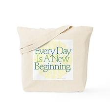 New Beginnings Tote Bag