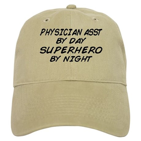 Physician Assistant Superhero by Night Cap