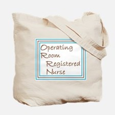 Operating Room Nurse Tote Bag