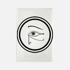 Eye of Eternity Rectangle Magnet
