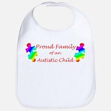 Autism Family Bib