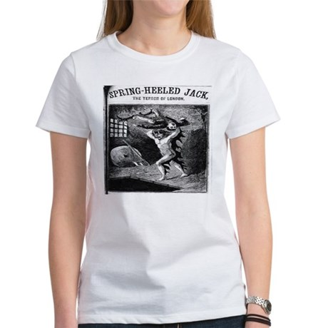 Spring heeled jack Women's T-Shirt