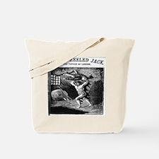 Spring heeled jack Tote Bag