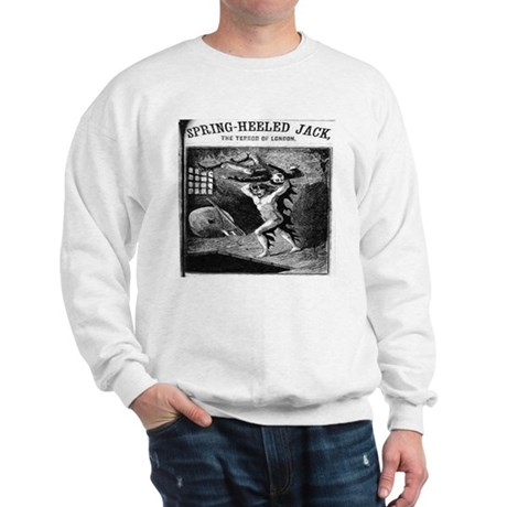 Spring heeled jack Sweatshirt