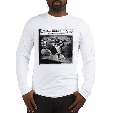 Spring heeled jack Long Sleeve T-Shirt