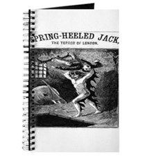 Spring heeled jack Journal