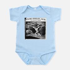 Spring heeled jack Infant Bodysuit