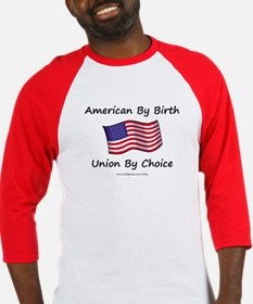 Union By Choice Baseball Jersey