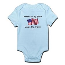 Union By Choice Onesie