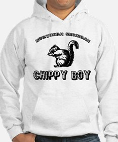Chippy Boy - Watch Your Nuts Hoodie