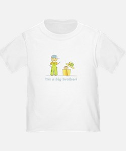 I'm a big brother t-shirt: sex unknown / adoption