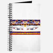 Buddha eyes Journal