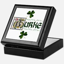 Burke Celtic Dragon Keepsake Box