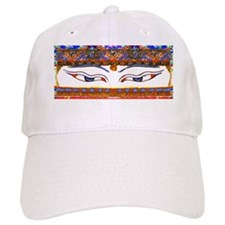 Cute Buddha eyes Baseball Cap
