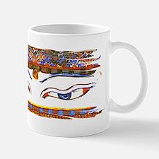 Cute Buddha eyes Mug