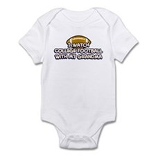 South Bend, Indiana Grandma Infant Bodysuit