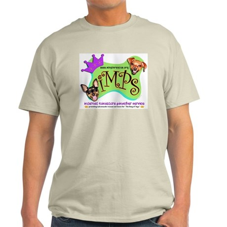 IMPS Smiley Dogs Light T-Shirt