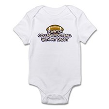South Bend, Indiana Daddy Infant Bodysuit