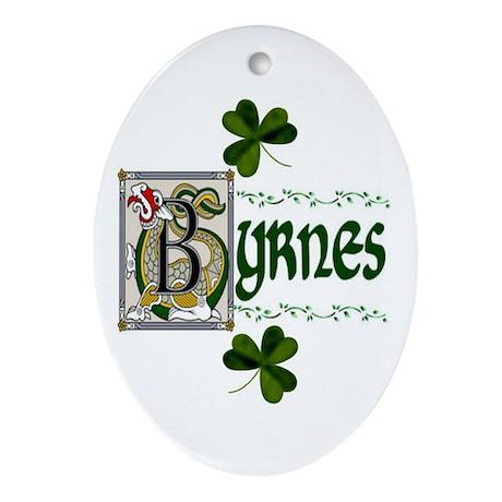 Byrnes Celtic Dragon Ornament
