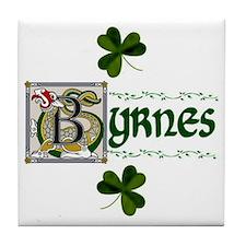 Byrnes Celtic Dragon Ceramic Tile