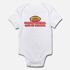 Lincoln, Nebraska Grandpa Infant Bodysuit