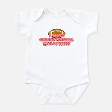 Lincoln, Nebraska Daddy Infant Bodysuit