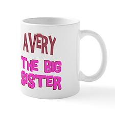 Avery - The Big Sister Mug