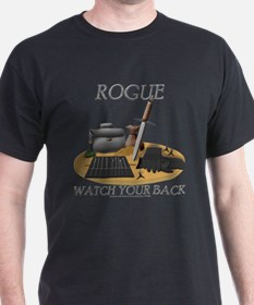 Rogue - Watch Your Back T-Shirt