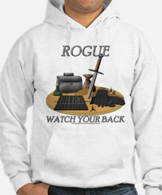 Rogue - Watch Your Back Hoodie