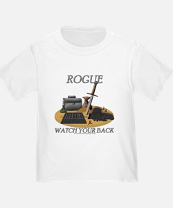 Rogue - Watch Your Back T