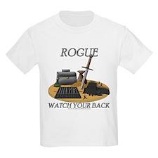 Rogue - Watch Your Back T-Shirt