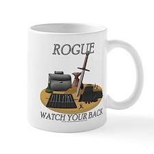 Rogue - Watch Your Back Mug