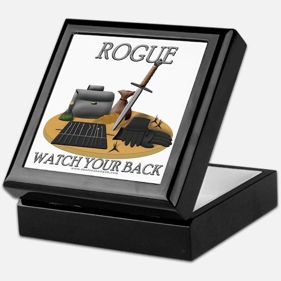 Rogue - Watch Your Back Keepsake Box