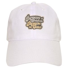 Brown Chicken Brown Cow Baseball Cap