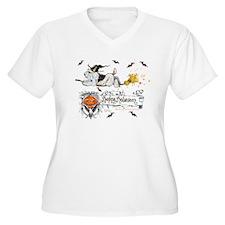 Halloween Fox Terrier T-Shirt