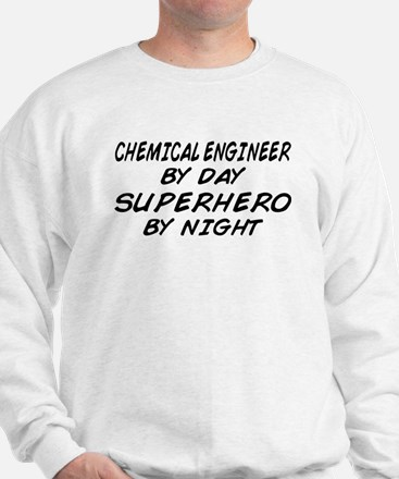 Chemical Engineer Superhero by Night Jumper