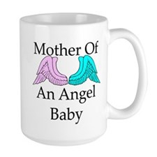 Mother of an Angel Baby Mug