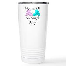Mother of an Angel Baby Travel Mug