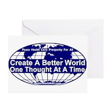 BetterWorld4All Greeting Cards (Pk of 10)