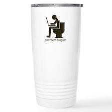 Bathroom Blogger Confession Travel Mug