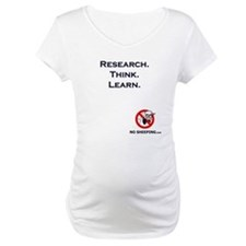 Research. Think. Learn. Shirt