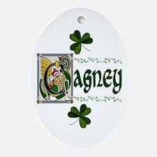 Cagney Celtic Dragon Ornament