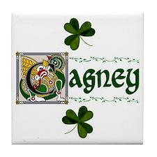 Cagney Celtic Dragon Ceramic Tile
