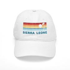 Stylish Sierra Leone Baseball Cap