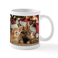 Christmas Kittens Mug